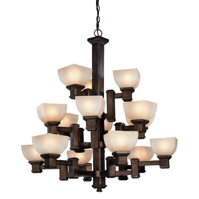 Dolan Designs Belltown 15 Light Chandelier