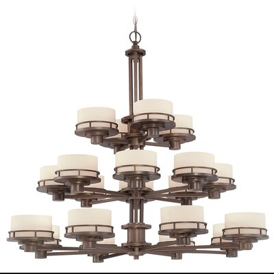 Dolan Designs Beacon 20 Light Chandelier