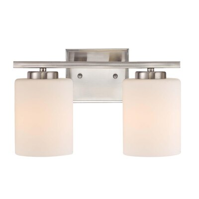 Dolan Designs Chloe 2 Light Bath Vanity Light