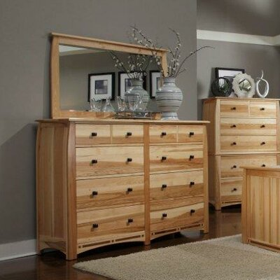 A-America Adamstown 8 Drawer Chest