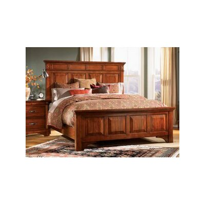 A-America Kalispell Panel Bed