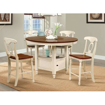 A-America British Iles 5 Piece Dining Set