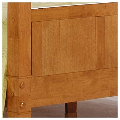 Night & Day Furniture Spices Laurel Canopy Bed
