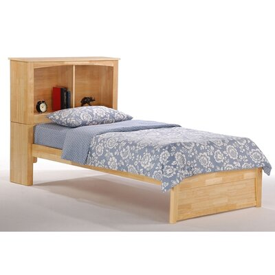 Spices Vanilla Panel Bed