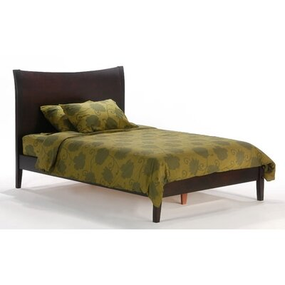 Night & Day Furniture Spices Blackpepper Platform Bed