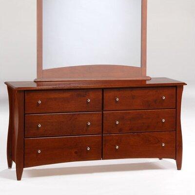Night & Day Furniture Clove 6 Drawer Dresser