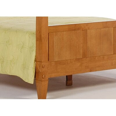 Night & Day Furniture Spices Canopy Bed