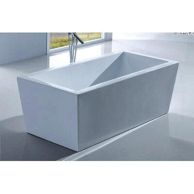ECT Global Moss Rectangle Bath Tub