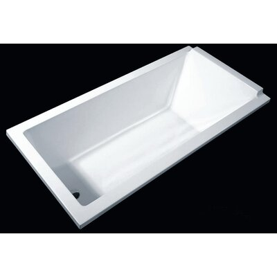 ECT Global Veiri Insert Rectangle Bath Tub