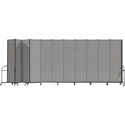 ScreenFlex Heavy Duty Eleven Panel Portable Room Divider