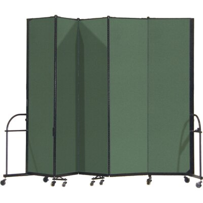 ScreenFlex Heavy Duty Five Panel Portable Room Divider
