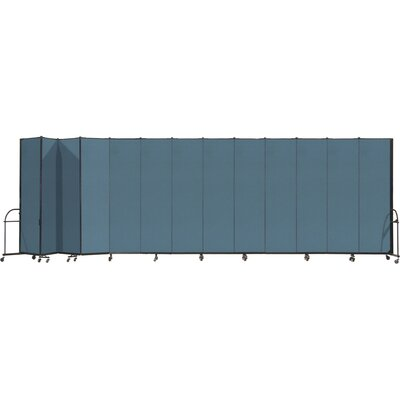 ScreenFlex Heavy Duty Thirteen Panel Portable Room Divider