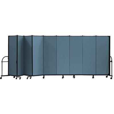 ScreenFlex Heavy Duty Nine Panel Portable Room Divider