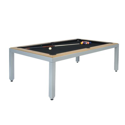 fusiontables by Aramith Fusiontables Powder Coated Steel Pool Table