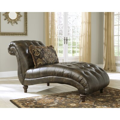 Hayden chaise lounge wayfair for Ashley chaise lounge