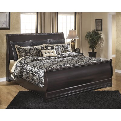 Esmarelda Sleigh Bed