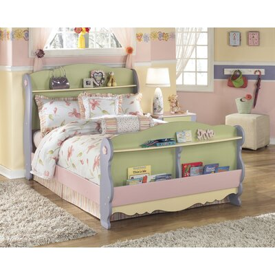 Doll House Full Sleigh Bed Wayfair