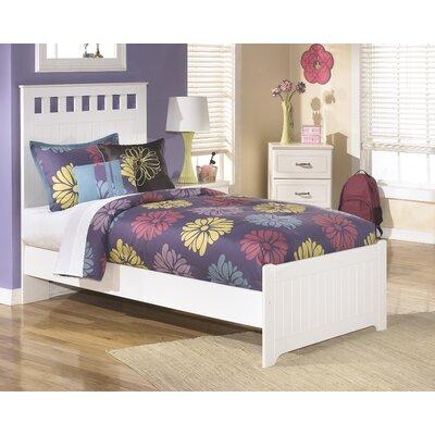 Lulu Kids Panel Bed