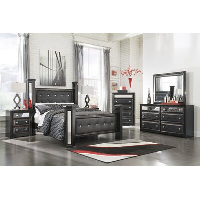 Alamadyre Four Poster Bedroom Collection