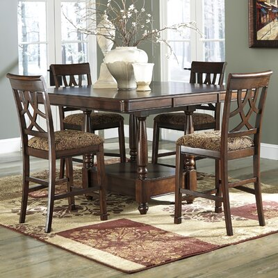 Leahlyn Counter Height Dining Table