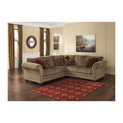 Grecian Small Scale Sectional
