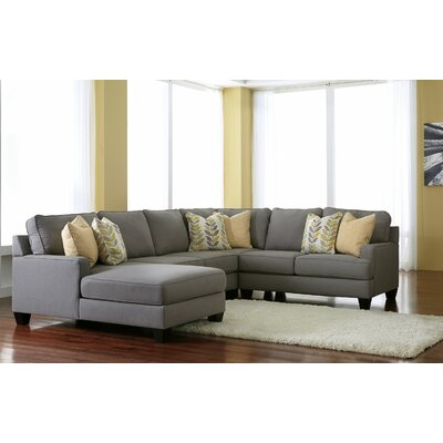 Chamberly Left Sectional