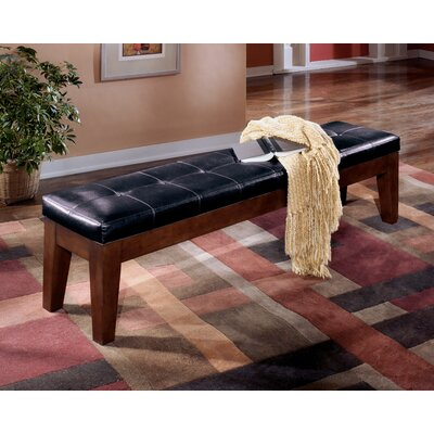 Signature Design by Ashley Willow Wood Entryway Bench