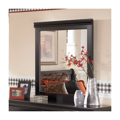 Signature Design by Ashley Westbrook Mirror in Black