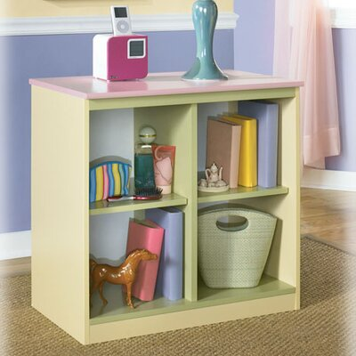 Signature Design by Ashley Harper Loft Bin Storage Unit in Multicolored Pastel