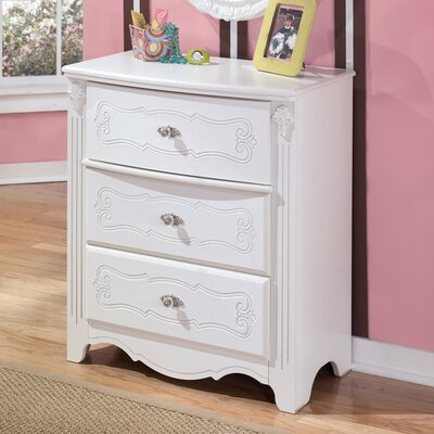 Signature Design by Ashley Lydia 3-Drawer Chest