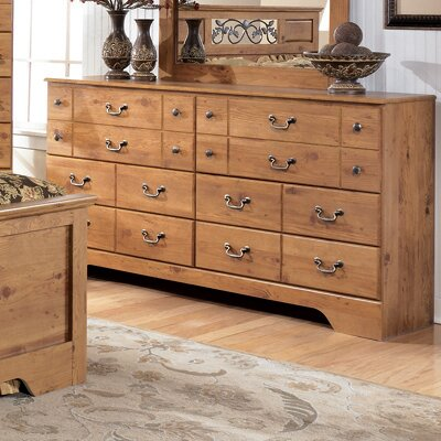 Atlee 6 Drawer Dresser