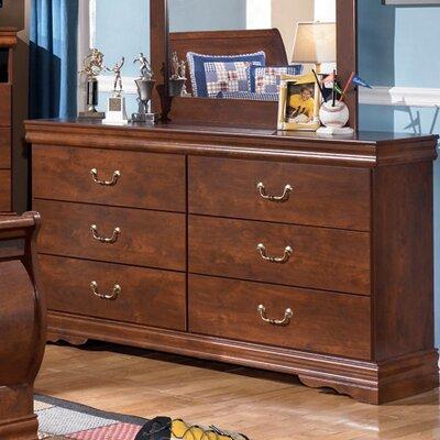 Kimball 6 Drawer Dresser