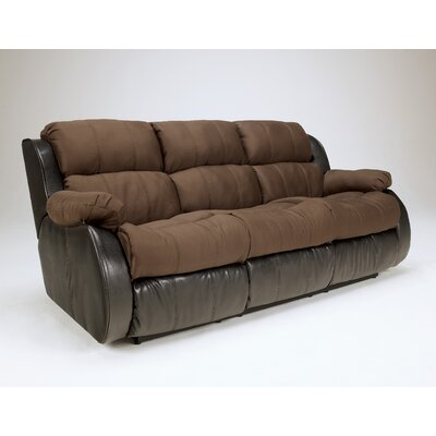 Signature Design by Ashley Oxford and Full Reclining Sofa