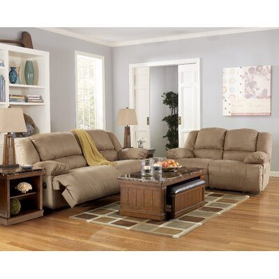 Signature Design by Ashley Rudy Two Seat Reclining Living Room Collection