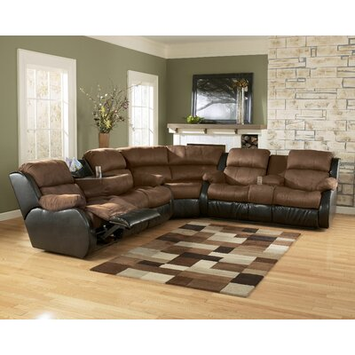 Signature Design by Ashley Oxford Reclining Sectional