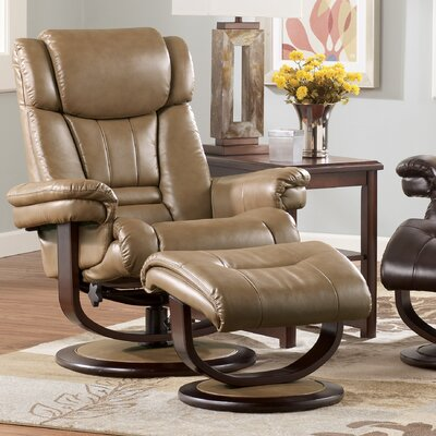 Signature Design by Ashley Grand Comfort Ergonomic Recliner
