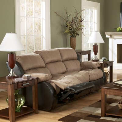 Signature Design by Ashley Oxford Reclining Sofa