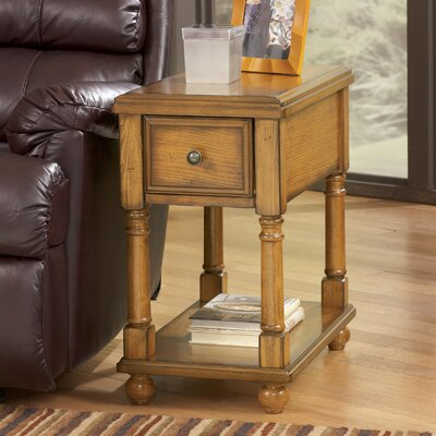 Signature Design by Ashley Hollis Chairside Table