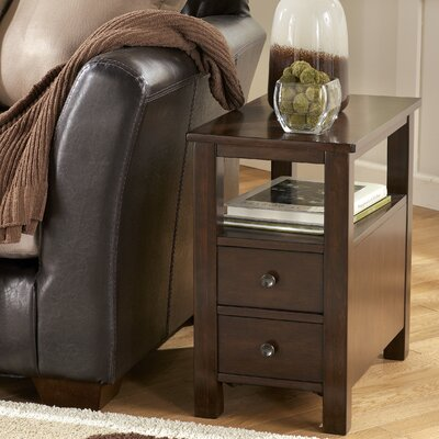 Machias Cabinet Chairside End Table