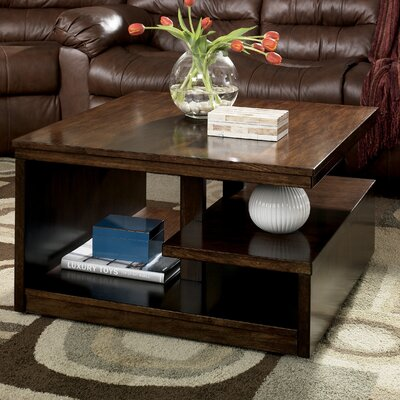 Signature Design by Ashley Caribou Coffee Table
