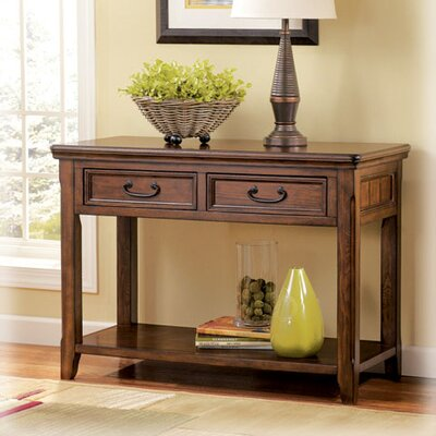 Signature Design by Ashley Woodboro Console Table | Wayfair