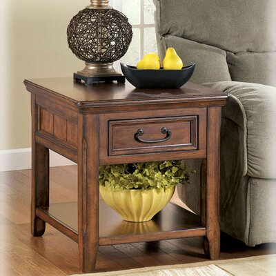Signature Design by Ashley Woolwich End Table