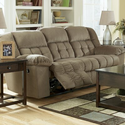 Signature Design by Ashley Porter Reclining Sofa
