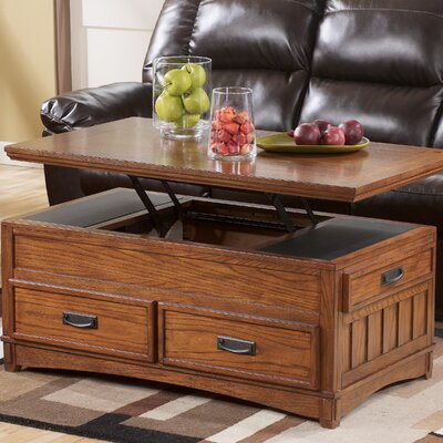 Signature Design by Ashley Castle Hill Coffee Table Set