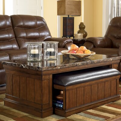 Signature Design by Ashley Mapleton Coffee Table Set