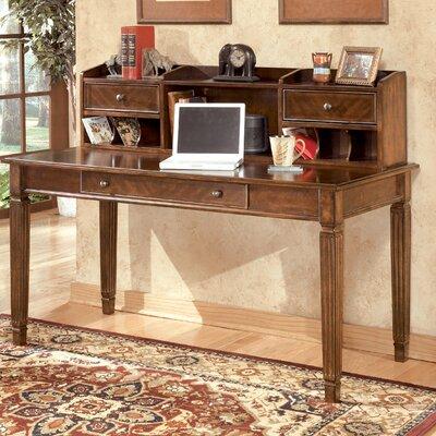 Signature Design by Ashley Hamlyn Large Leg Computer Desk with Hutch
