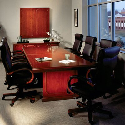 Mayline Group Toscana 10' Conference Table Set