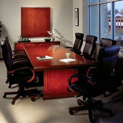 Mayline Group Toscana 14' Conference Table Set