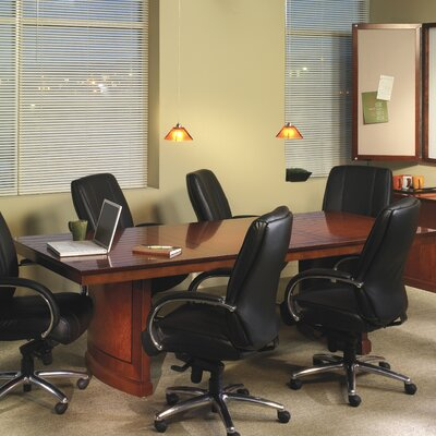 Mayline Group Sorrento 8' Conference Table Set