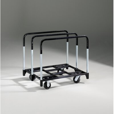 "Mayline Group 34"" Folding Table Cart"